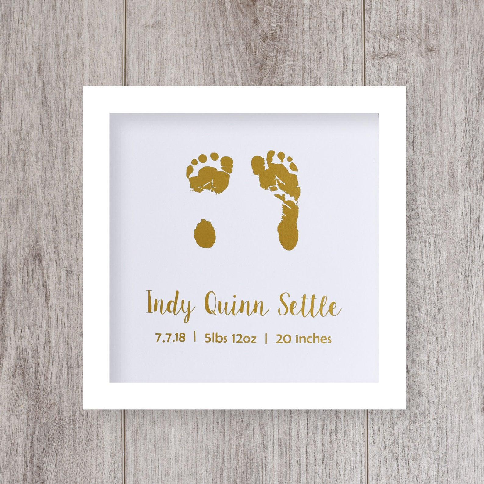 Baby Keepsake Gift Idea