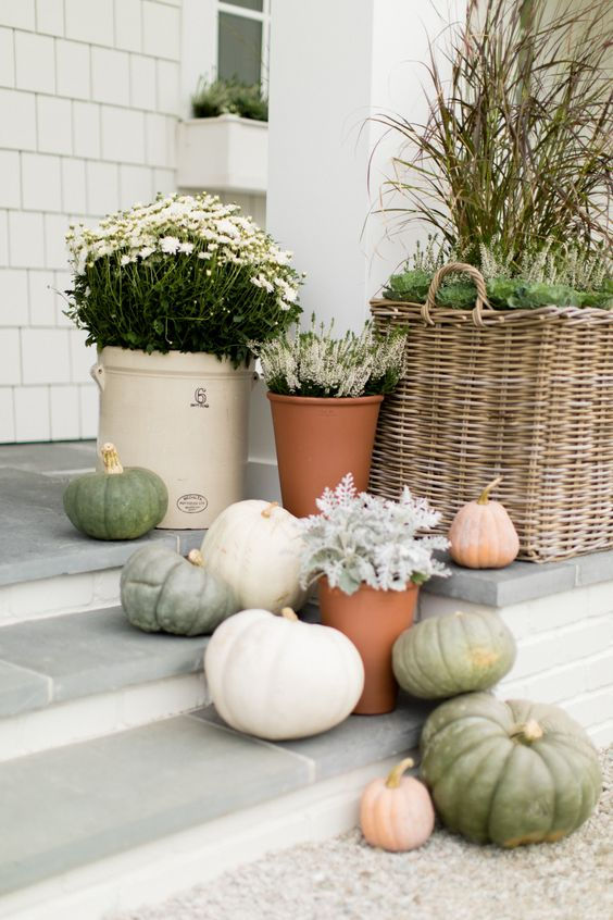 Fall Front Porch Inspiration