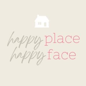 Happy Place Happy Face Blog Logo
