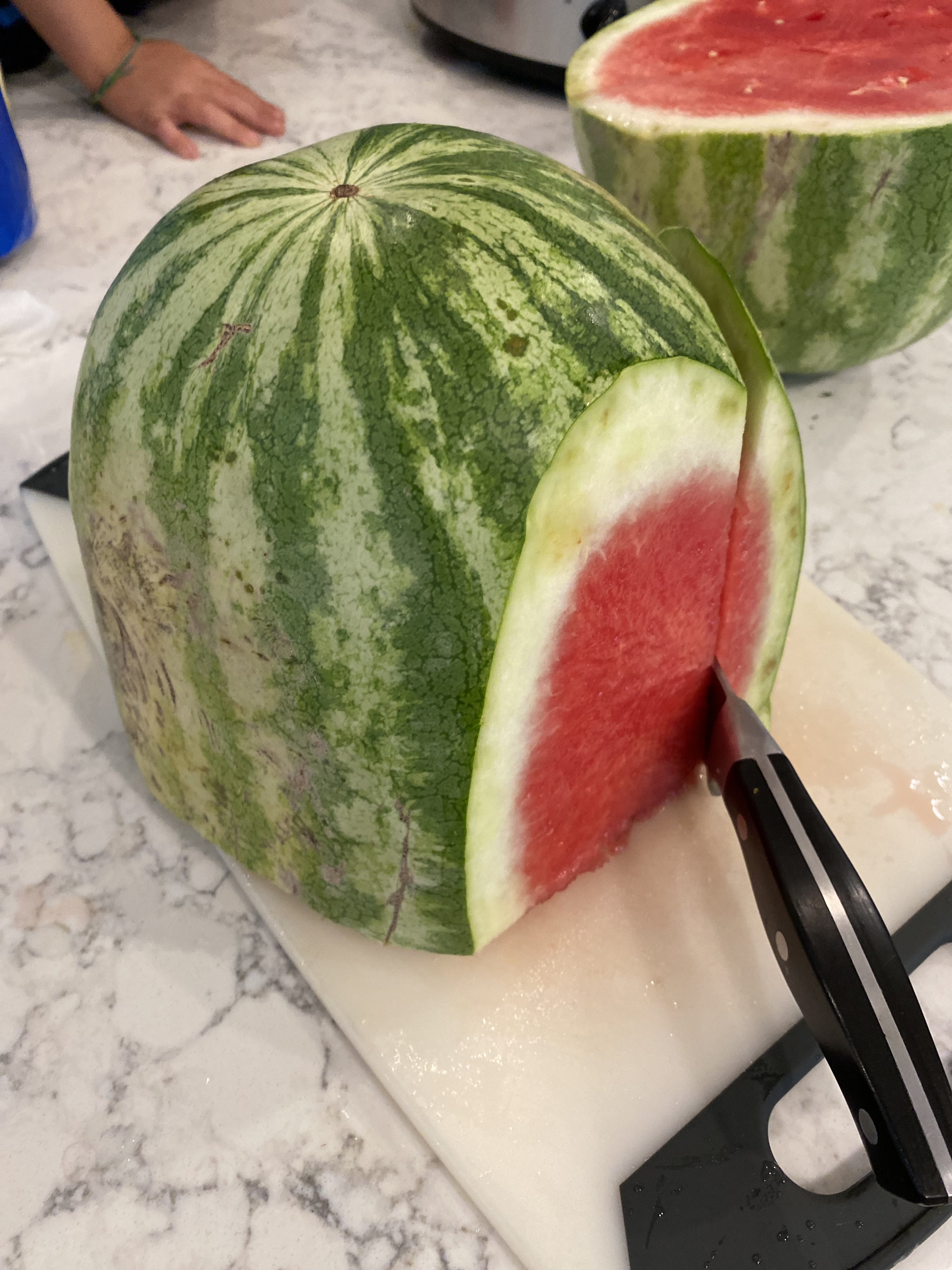 Watermelon Cutting